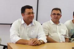 Milan Krstić i Goran Živić