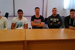 Trener Nenad Vasilevski sa pojačanjima